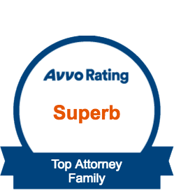"Avvo Rating, ""Top Attorney-Family"""